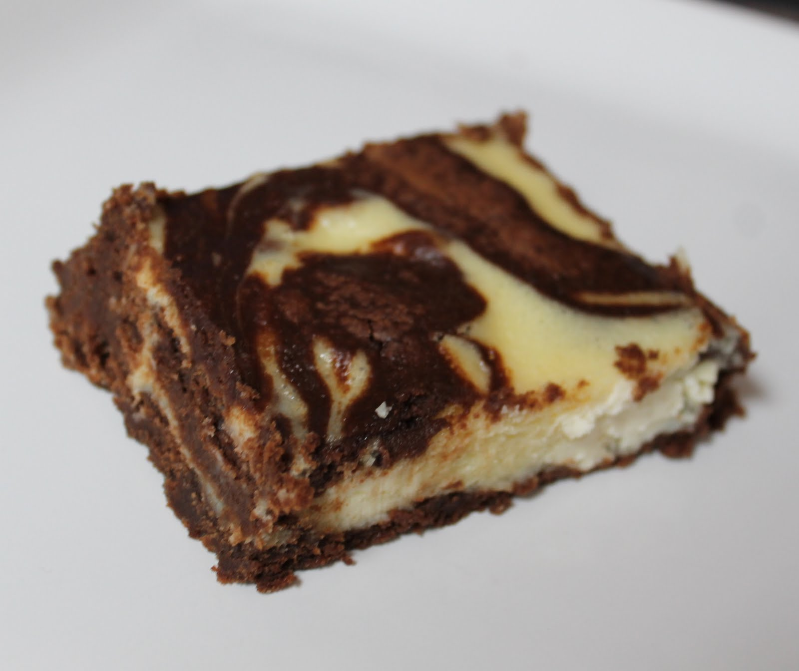 born imaginative.: Cream Cheese Brownies