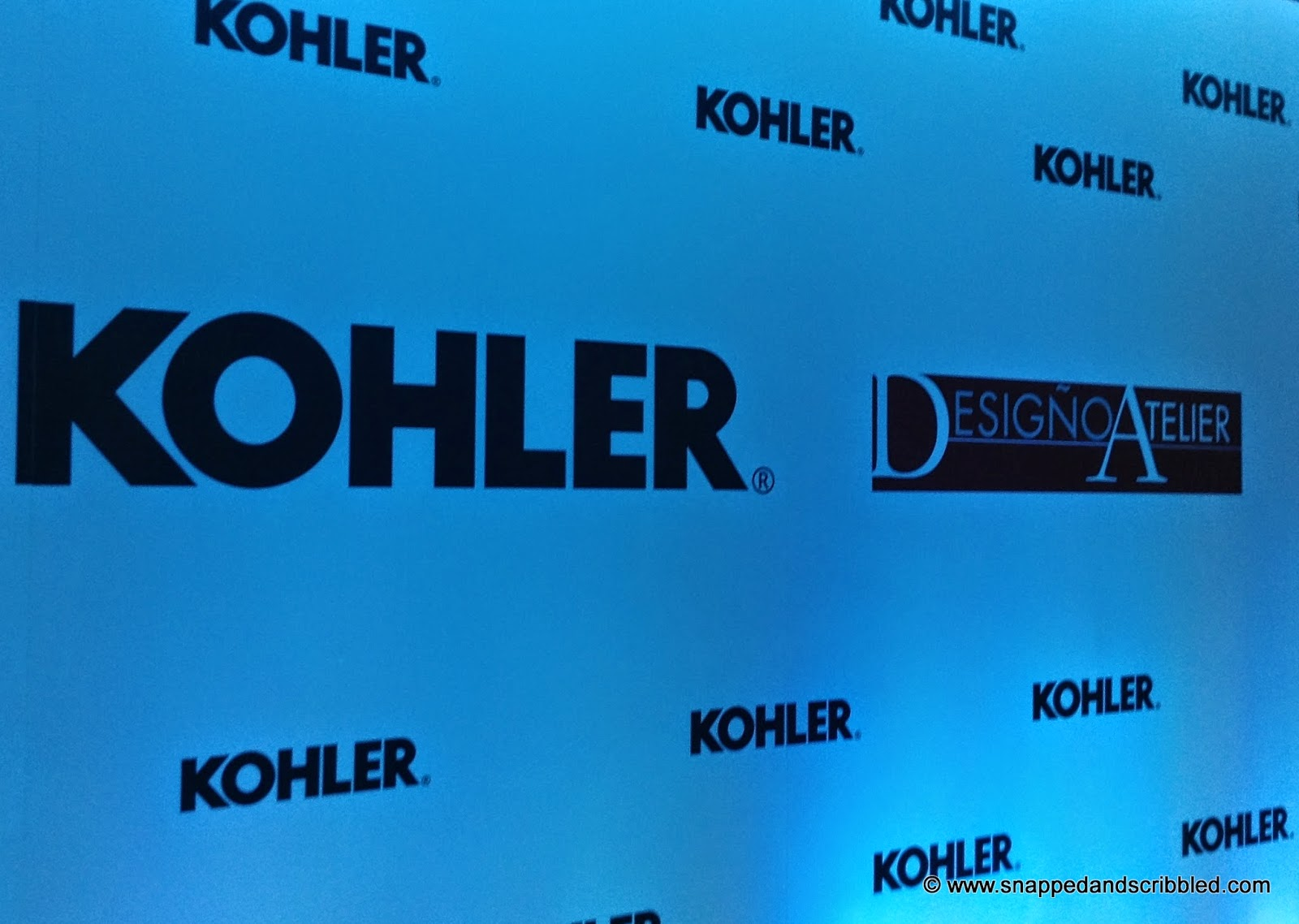 Kohler Showroom Opening at Designo Atelier