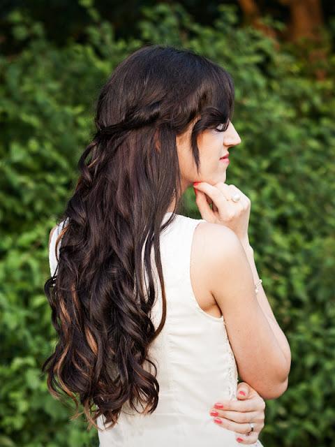 Bild: Extensions. Echthaar, Haartressen, Blogger, Beauty, Haarverlängerung, Ombre Hair, Fashionblogger, Hannover