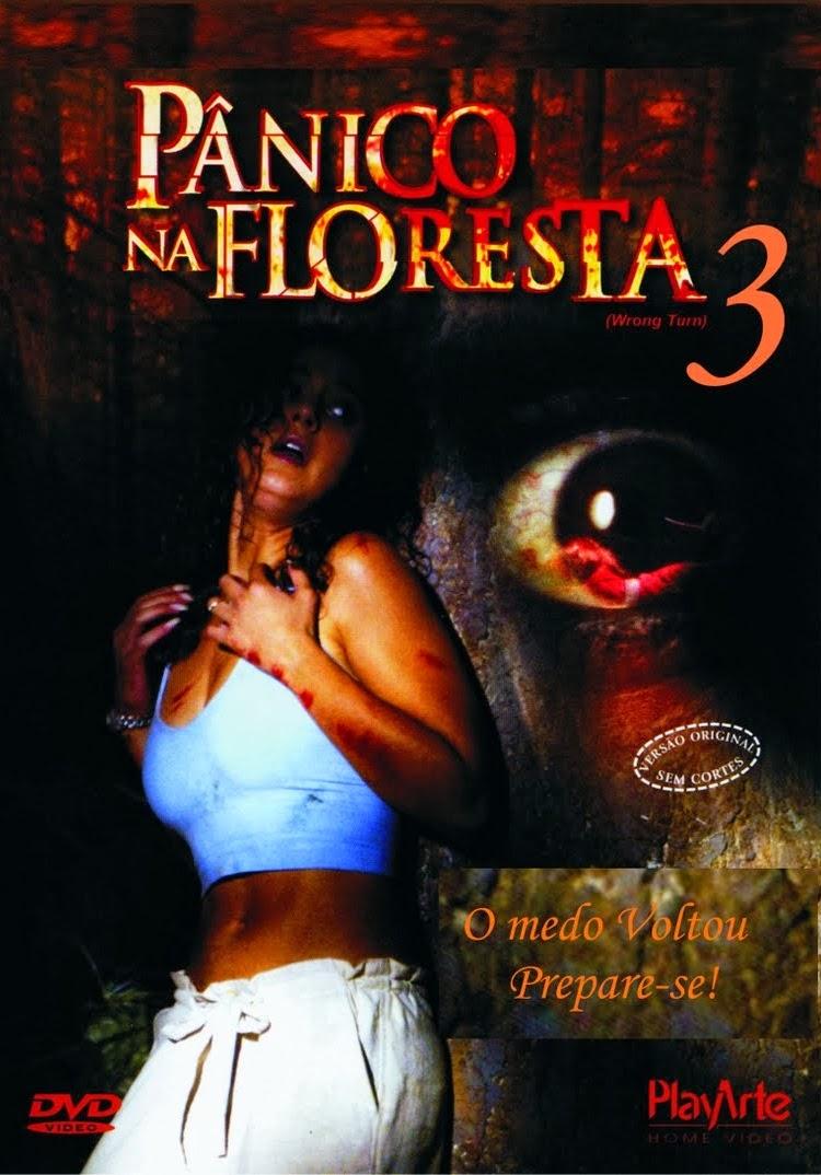 Pânico na Floresta 3 – Dublado (2009)