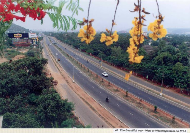 NH5 in vizag