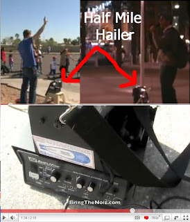 Street Preachers Prefer The Half Mile Hailer Loudspeaker