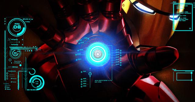 Windows 7 3D Themes (Free Iron Man Jarvis UI)