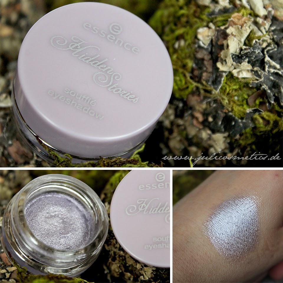 essence - Hidden Stories - soufflé eyeshadow