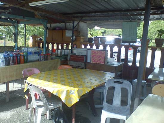 Kolam Ayer Panas (Hot Spring) Batu 9 Jalan Trong, Taiping