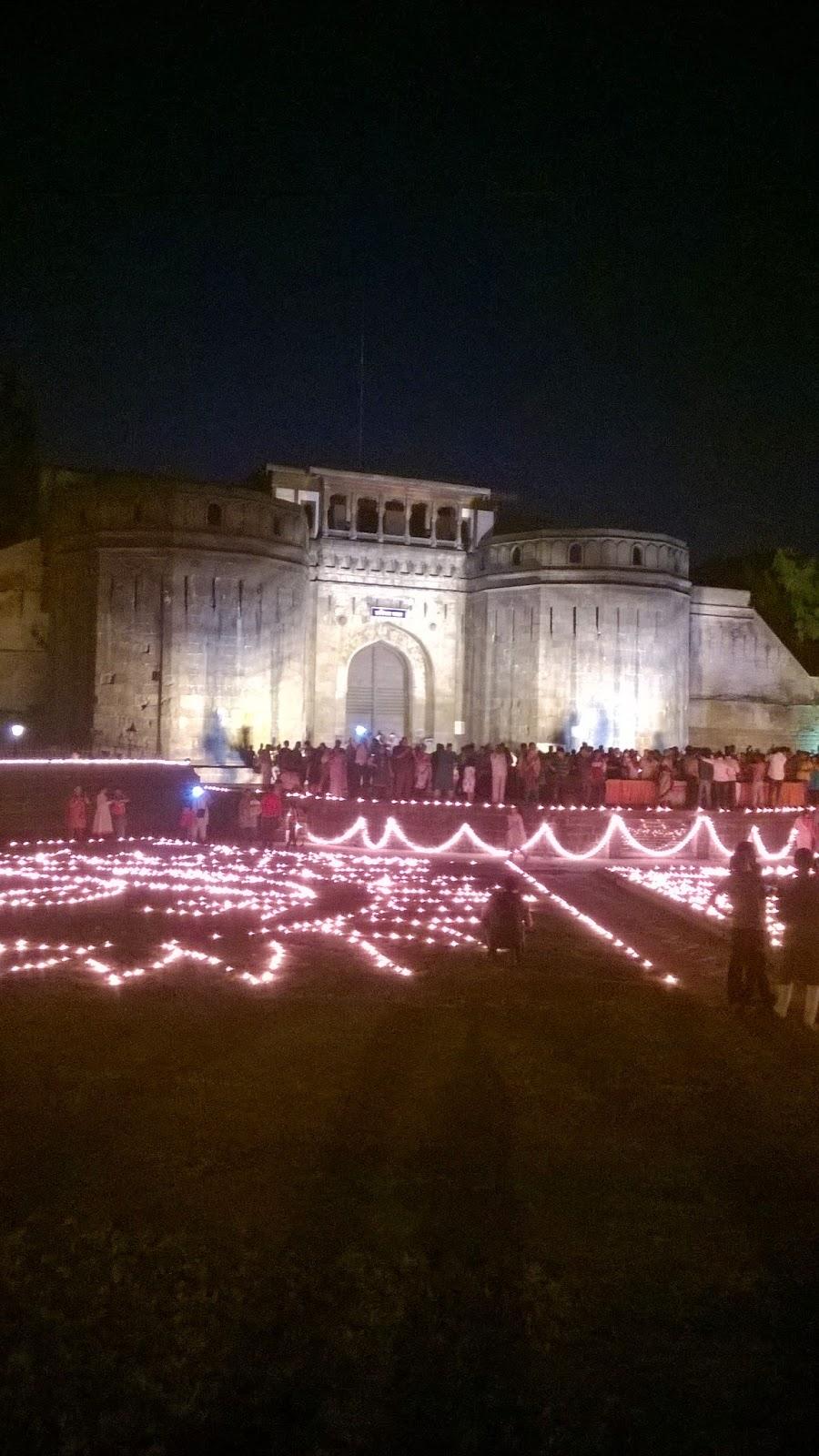 Shaniwar Wada, Peshwa