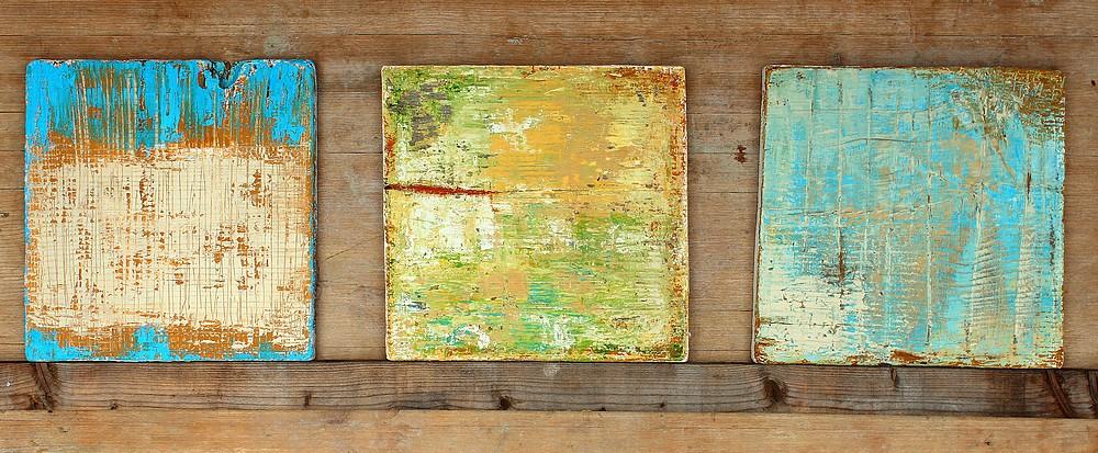 christian hetzel small painting serie 06