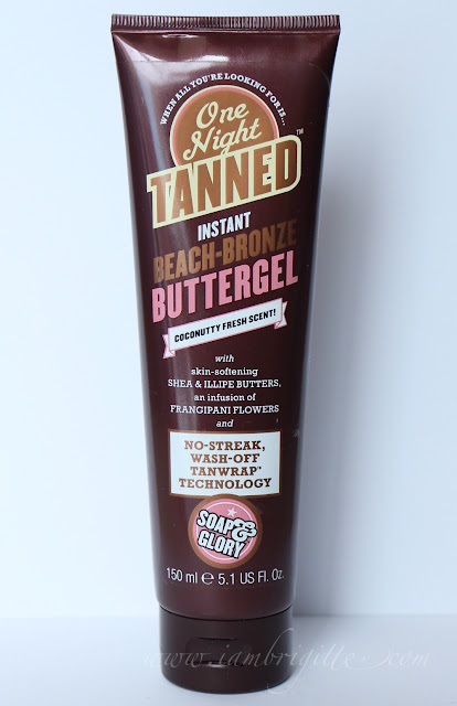 Soap & Glory One Night Tanned Instant Beach-Bronzed Buttergel