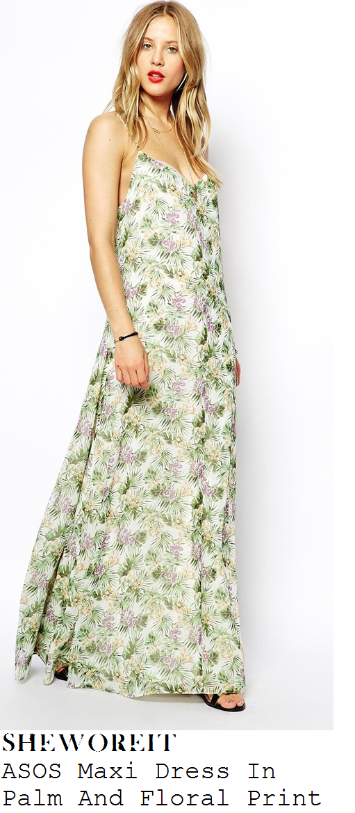 lauren-pope-multicolour-tropical-floral-and-leaf-print-sleeveless-maxi-dress