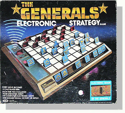 THE GAMES OF THE GENERALS