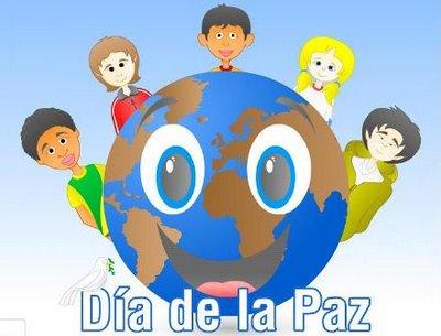 es la paz: