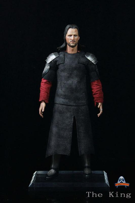 [ART-FIGURES] The King OR LOTR 1/6 Aragorn King of Gondor 12-inch Figure King-020