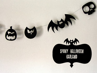 freebies printable recursos gratis halloween imprimibles guirnalda garland