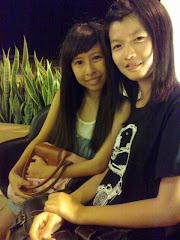 Me with Pei Wen ♥