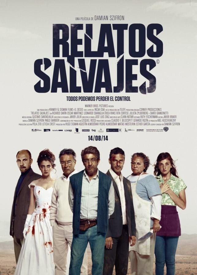 RELATOS SALVAJES - Damian Szifron (2014)