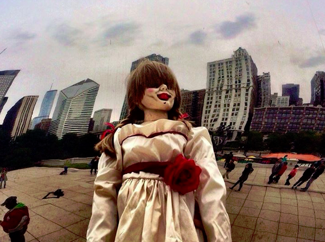 The 5 Creepiest Most Disturbing Encounters Of The Annabelle Doll