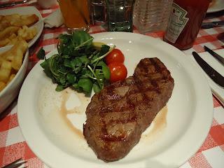 The Mermaids Tail 160z Rump Steak