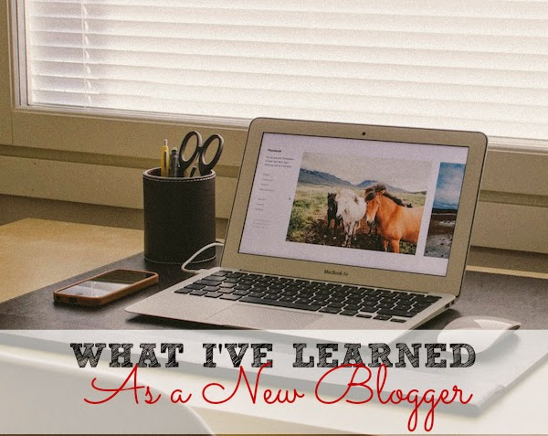 What I've Learned as a New Blogger + Resources to Help You Get Started by Finding Morgan
