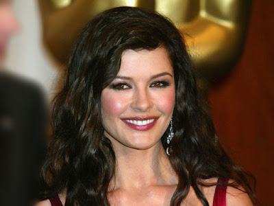 Catherine Zeta Jones Beautiful Wallpaper