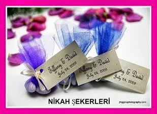 NİKAH ŞEKERLERİ
