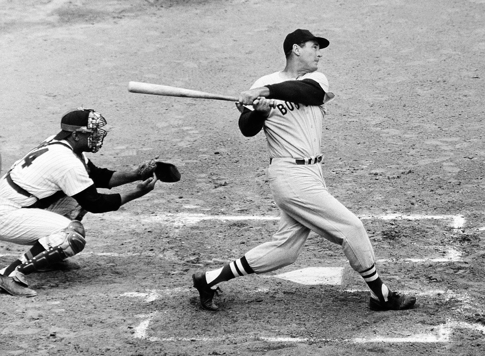 a comparison of two of the best baseball players babe ruth and ted williams Widespread consensus as the greatest player in baseball history, babe ruth as arguably the best player of all time, babe ruth williams, ted view all players.