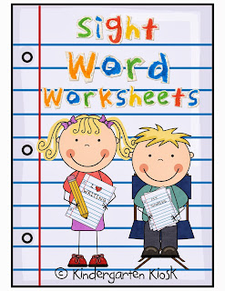 Task sight word Word Style Multi Workbook: worksheet Worksheets not  Sight or