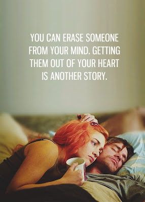 Eternal Sunshine of the Spotless Mind, love, heart, quote, romance