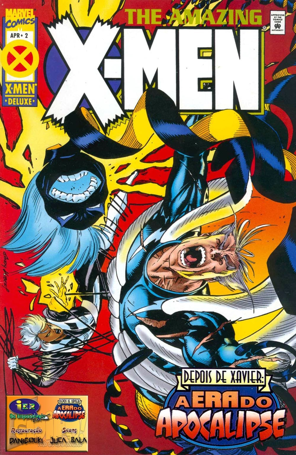 X-Men - A Era do Apocalipse #20