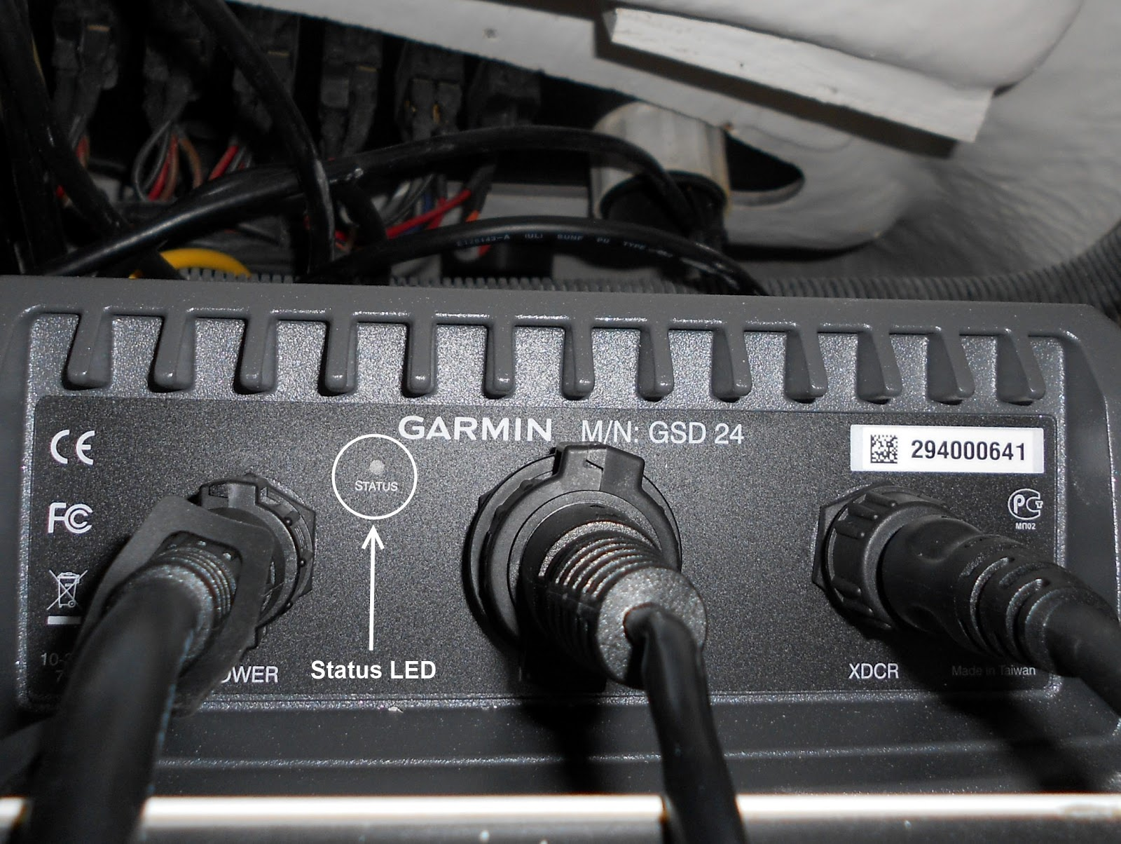 status the marine installer's rant installing the garmin gsd 24 sounder garmin gsd 20 wiring diagram at crackthecode.co