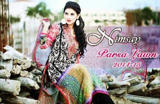 Parsa Lawn 2014 by Nimsay