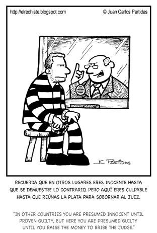 caricatura corrupcion