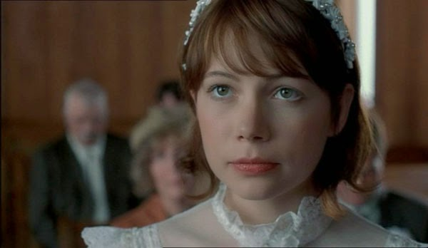 Michelle Williams as Alma in Brokeback Mountain