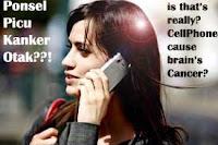 ponsel picu kanker otak? | bahaya radiasi ponsel