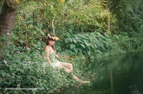 Cô gái của rừng xanh 10