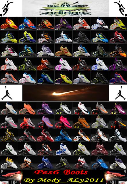 Big Bootpack Adidas/Nike 2012/2013 Pes6