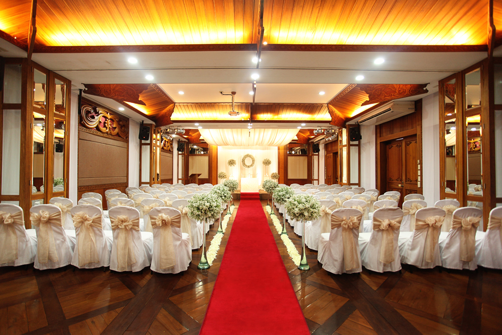 Wedding Ceremony Venue by Legend Villas