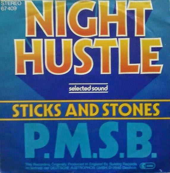 PMSB Night Hustle Sticks And Stones