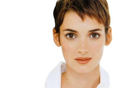 US Beauty Winona Ryder Wallpaper