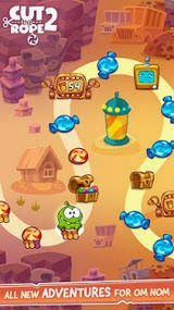 cut the rope apk 2 shared