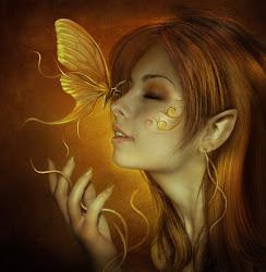 Cuando me necesites, buscame en el murmullo del viento...En el brillar delas estrellas.