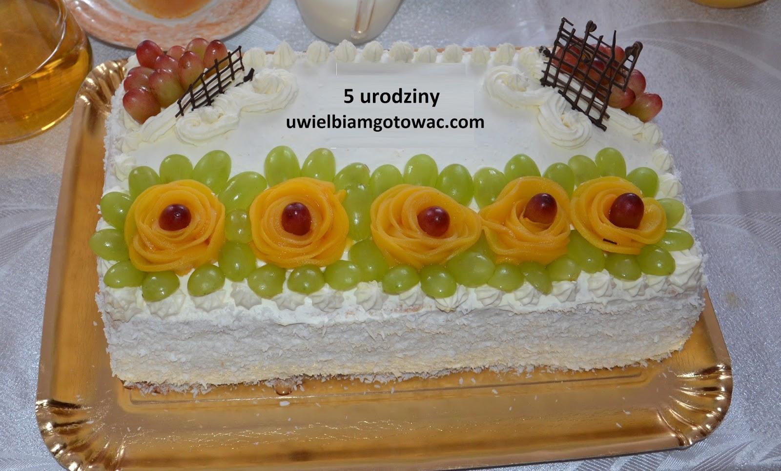5 urodziny bloga uwielbiamgotowac.com