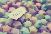 Desejo uma fé enorme