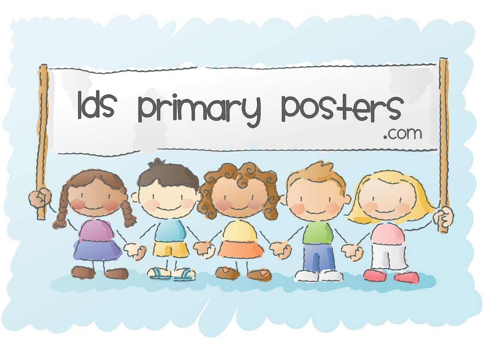lds printable cards primary