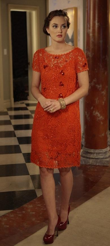 Get The Look: Blair Waldorf ~ WEDDING DRESS