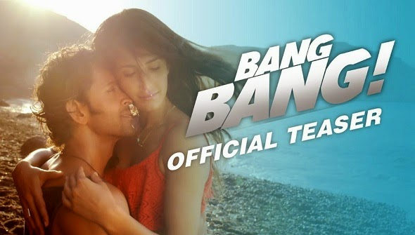 Bang Bang! 2014 Movie Poster