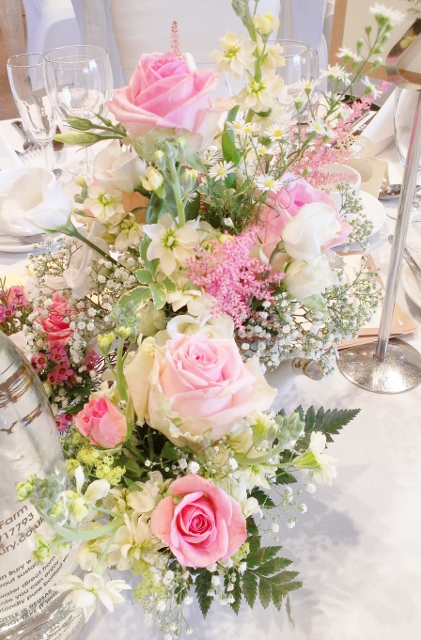 The best wedding flowers designs