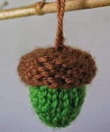 http://www.ravelry.com/patterns/library/acorn-ornament