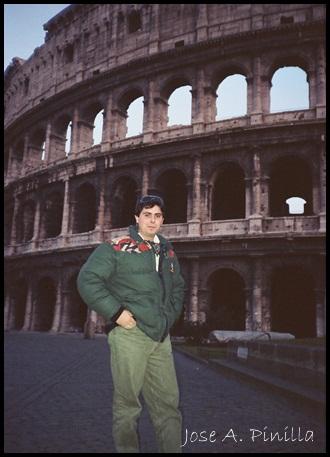 Coliseo, Romano