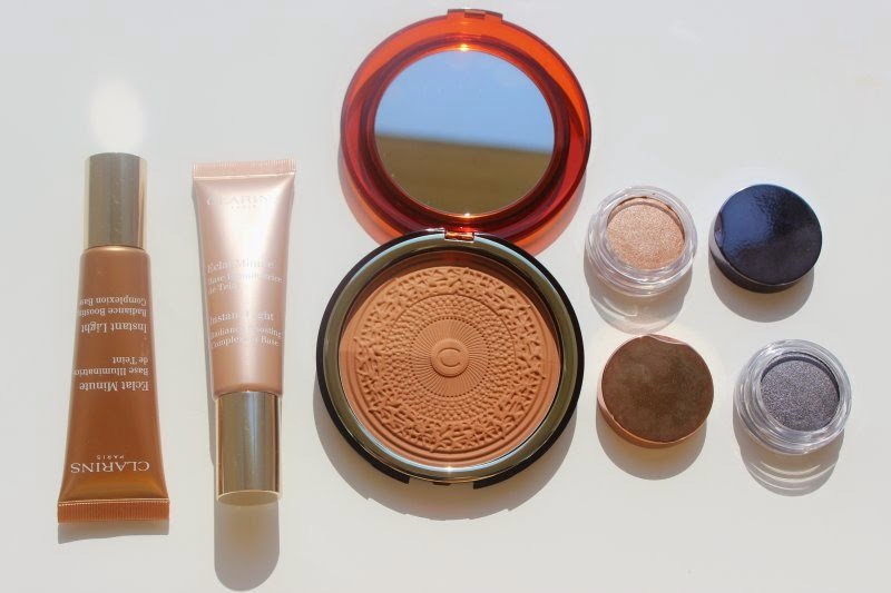 Clarins Aquatic Treasures Summer Make-Up Collection 2015