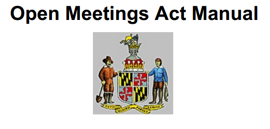 act meeting open Freedom of information act officers open meetings act designees open meetings act elected appointed members pre-authorization approval and denial letters.